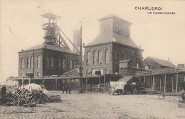Charleroi , Un Charbonnage - Charleroi