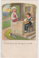 Pauli Ebner Enfants Jouant De La Musique - Ebner, Pauli