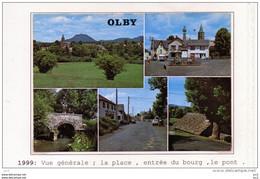 63 - OLBY- Vue Générale - Other Municipalities