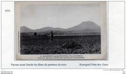 63 - St.BONNET D'ORCIVAL - Faucheur & Puy De Dome - Other Municipalities