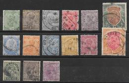 Inde Britannique Entre/between N°76 & 134 1911-35 O - 1911-35 Koning George V