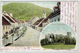 Gruss Aus GONOBITZ - Slovenske Konjice - Steiermark - Štajerska - Markt Gonobitz - Verlag Prettner N° 7158 - Eslovenia