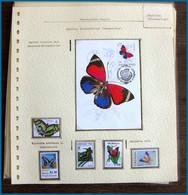 54037 Grenada Hongrie (Hungary) Maximum Papillons Papillon Schmetterlinge Butterfly Butterflies Neufs ** MNH - Papillons