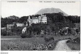 63 - ALLAGNAT - Vue Générale - Other Municipalities