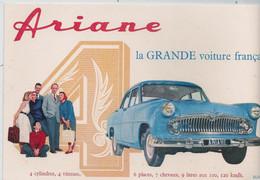 Buvard  Ariane - Ohne Zuordnung