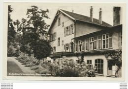 AK  Quedlinburg Gernrode Dr Facklam's Sanatorium 1958 - Quedlinburg
