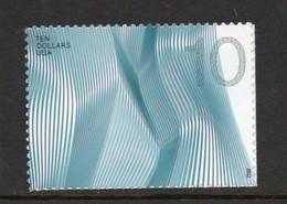 USA Scott # 4720     2012  $10  Waves Of Colour      Mint NH  (MNH) - Nuevos