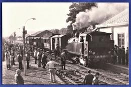 PHOTO ORIGINALE - Locomotive 040 TA 137 - Eisenbahnen