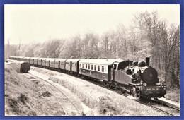 PHOTO ORIGINALE - Locomotive 040 TA 137 - PROVINS (77) - Photo COSTES - Avril 1972 - Eisenbahnen