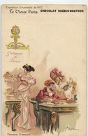 R  ROBIDA  LE VIEUX PARIS CHOCOLAT GUERIN BOUTRON --  Patisserie Directoire - Robida