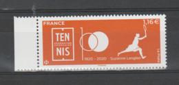 FRANCE / 2020 / Y&T N° 5437 ? ** : Fédération Française De Tennis (Suzanne Lenglen) X 1 BdF G - Neufs