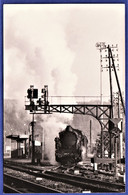 PHOTO ORIGINALE - Locomotive 140 C 1 - JOINVILLE / CHAUMONT (52) - Photo POGGI - Le 12-11-70 - Eisenbahnen