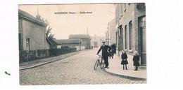 Moerbeke (Waes) - Statiestraat Mooie Kaar Tzeldzaam - Moerbeke-Waas