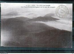 63 - Le Puy De Dome émergeant Des Nuages - Other Municipalities