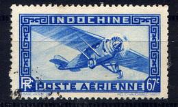 INDOCHINE - A10A° - AVION EN VOL - Posta Aerea