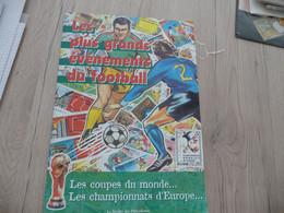 Football Coupe Du Monde Cahier Collector + De 170 TP Et 5 Blocs - Andere