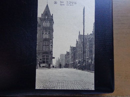 Ieper - Ypres: De Rijsselstraat (onbeschreven) - Ieper
