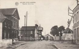Belgique Solre Sur Sambre Quartier De La Gare - Otros
