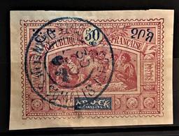OBOCK 1894 - Canceled - YT 57 - 50c - Oblitérés