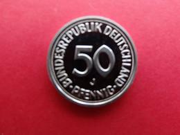 Allemagne  50 Pfennig  1992 J  Km 109.2 - 50 Pfennig