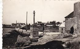 56. SAINT CADO. LE PETIT CALVAIRE. ANIMATION. ANNEE 1948 + TEXTE - Otros Municipios