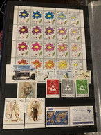 Lebanon 2019 MNH Stamp Issues Flora Fauna Gandhi EMS Recycling Birds - Libanon