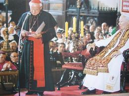 Pope John Paul II / Voyage Du Pape à Zagreb - Pausen
