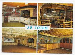 "Bourbriac  (22.) - Café -Tabac  -  Banquet - Restaurant - Dancing   ""AU TOTEM"" - Other Municipalities"