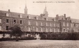 Châteaugiron 35 - Le Petit Séminaire Sainte-Croix - Châteaugiron