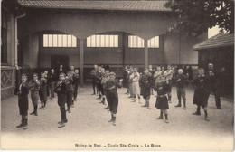 CPA NOISY-le-SEC - Ecole Ste-Croix - La Boxe (124217) - Noisy Le Sec