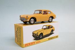 Dinky Toys / Atlas - HONDA S 800 Jaune Réf. 1408 Neuf 1/43 - Dinky