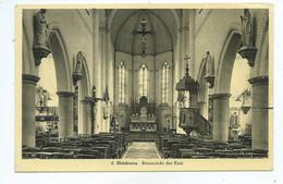 Helchteren Binnenzicht Der Kerk - Houthalen-Helchteren