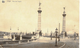 LIEGE - Pont De Fragnée - Oblitération 1925 - Liege