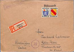 Allemagne Zone Française  1949  Lettre De Koblenz  (G0236) - Franse Zone