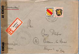 Allemagne Zone Française  1946  Lettre De Koblenz   (G0242) - Franse Zone