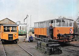 72 CONNERRE - Bahnhöfe Mit Zügen