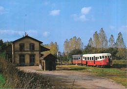 72 BOULOIRE - Bahnhöfe Mit Zügen