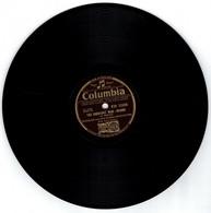 78 Tours - The Chestnut Man - Rumba - Lonely Linden Tree - Tango - Disque Columbia - 78 G - Dischi Per Fonografi