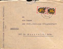 Allemagne Zone Française  1948  Lettre De  Perl Mosel  (G0285) - Franse Zone