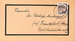 Allemagne Zone Française  1948   Lettre De  Grünstadt (G0296) - Franse Zone