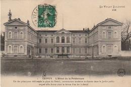 YO 26-(43) LE PUY - L' HOTEL DE LA PREFECTURE - 2 SCANS - Le Puy En Velay