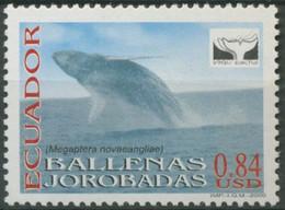 "Equateur 2000 - 1 Valeur  ""Baleine"" Neuf** MNH - Whales"