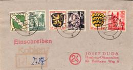 Allemagne Zone Française  1947   Lettre De Koblenz     (G0307) - Franse Zone