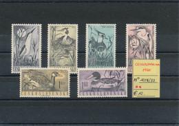 CECOSLOVACCHIA- 1960 N°1228/33 MNH - Altri