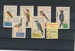 CECOSLOVACCHIA- 1964 N°1495/00 MNH - Altri