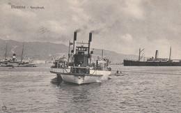 Sicilia - Messina - Ferryboat - Messina