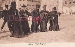 Albania Albanie - Capi Religiosi - Albania