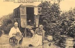 EVERLY - Le Doyen Des Vanniers-Ambulant De La Brie - Roulotte - Cecodi N'1476 - Andere Gemeenten