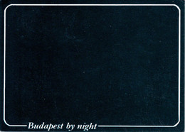 UNGHERIA - BUDAPEST BY NIGHT - 1990 - Ungarn