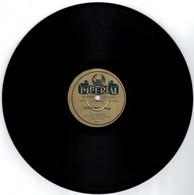 78 Tours - Heisses Blut - Tango - Hör Mein Lied, Violetta - Tango  - Disque Imperial - 78 G - Dischi Per Fonografi
